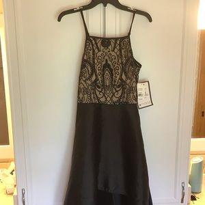 NWT Hi-Lo dress